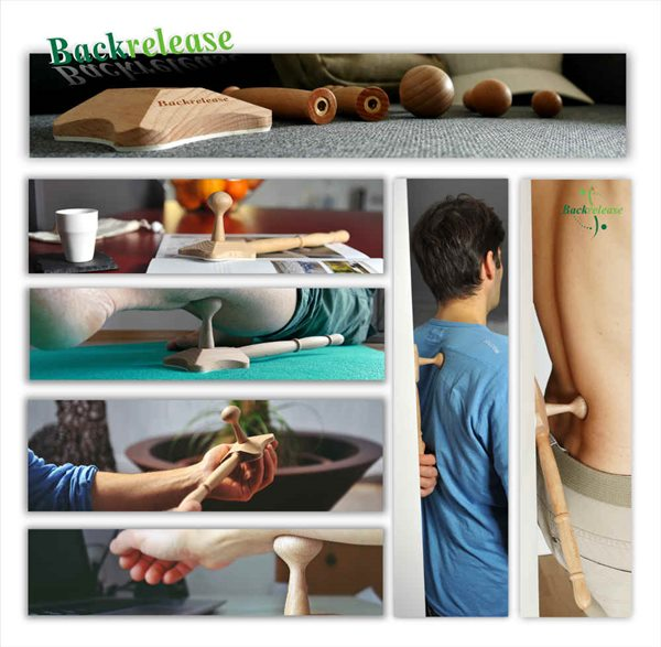 Trigger Point Massage Tool